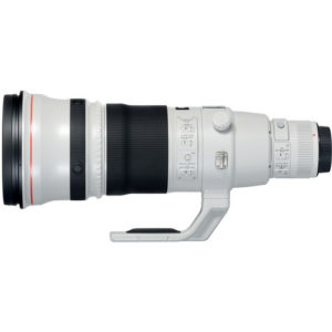EF 500MM F/4L IS II USM LENS